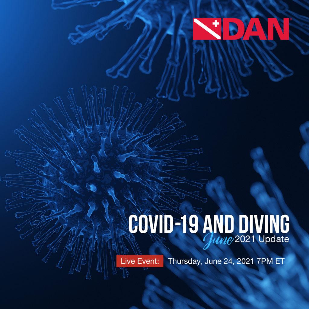 DAN COVID-19 Webinar